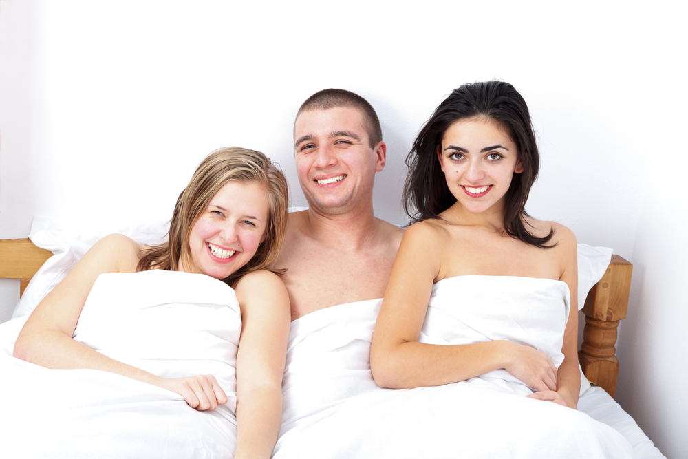 How To Make A Threesome Happen
