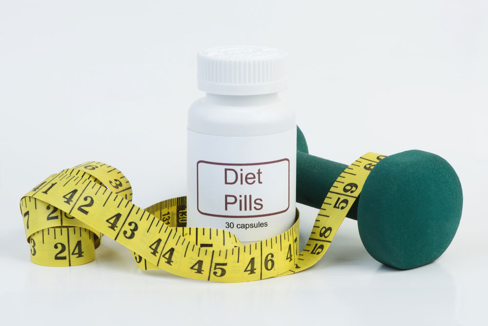 Can I Take Diet Pills to Lose Weight?