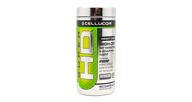 Cellucor Super HD work like a battery