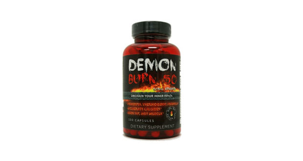Demon Burn can help burn away excess fat