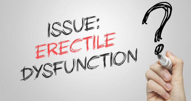 3 Cures for Erectile Dysfunction