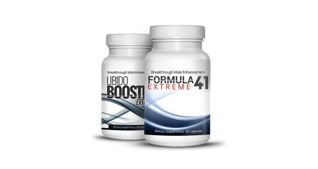 Formula 41 Extreme - Libido Booster Extreme