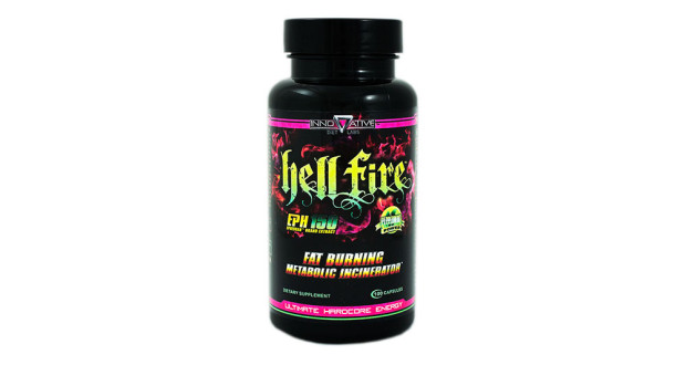 Hell Fire can burn away the fat or burn you out
