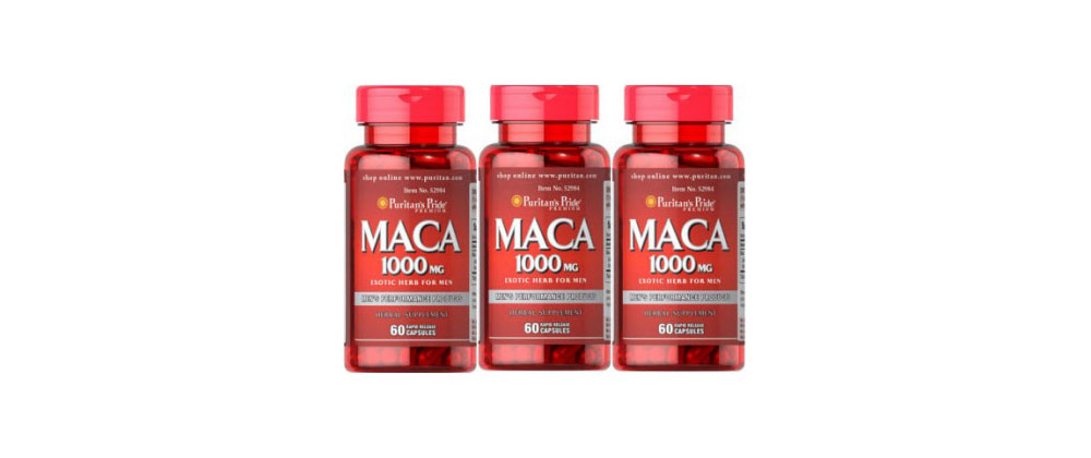 Marathon Man Maca 1000 Review. Does it work?