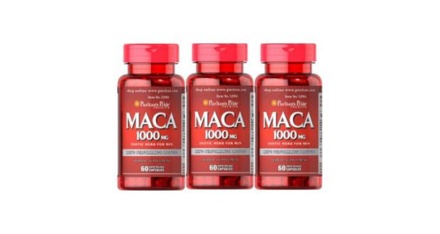Marathon Man Maca 1000 Review. Does it work?