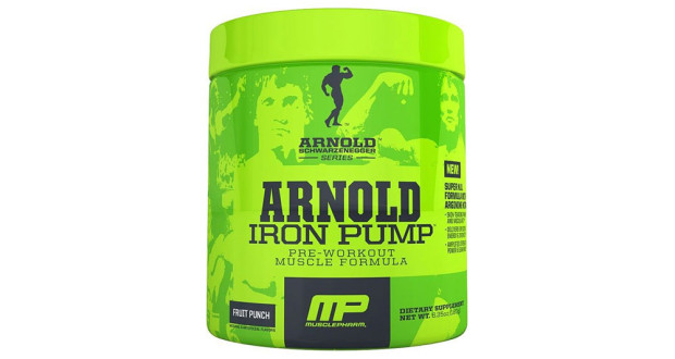 MusclePharm Arnold Iron Pump