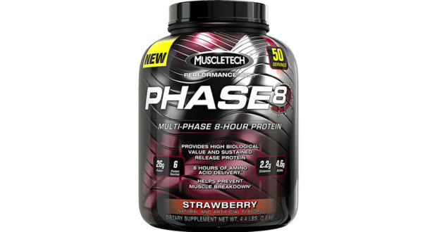 MuscleTech Phase 8 Review