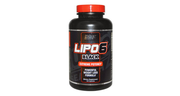 Nutrex Lipo-6 Black Ultra Concentrate created to pump out the fat