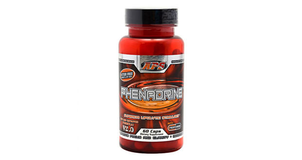 Phenadrine by APS self pro-claims to be the World's Strongest Diet and Energy Aid