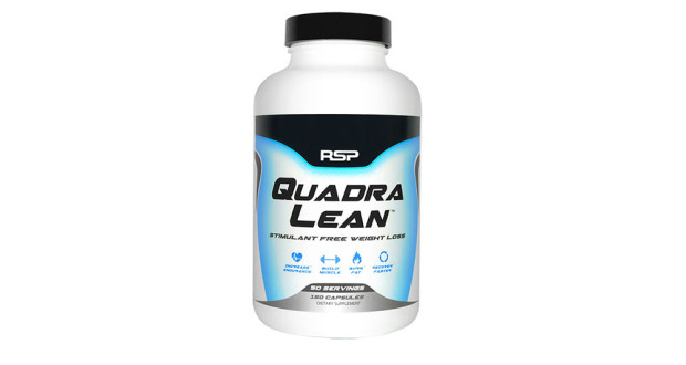 RSP Nutrition Quadralean claims to clean the fat out of your body
