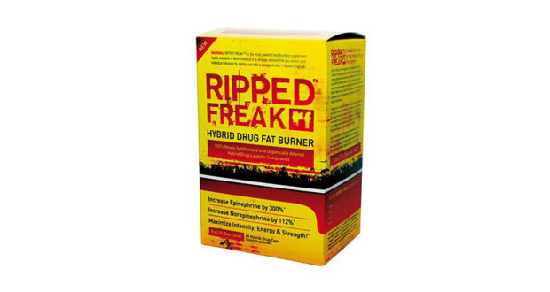 Ripped Freak Hybrid can cause some rippling side effects