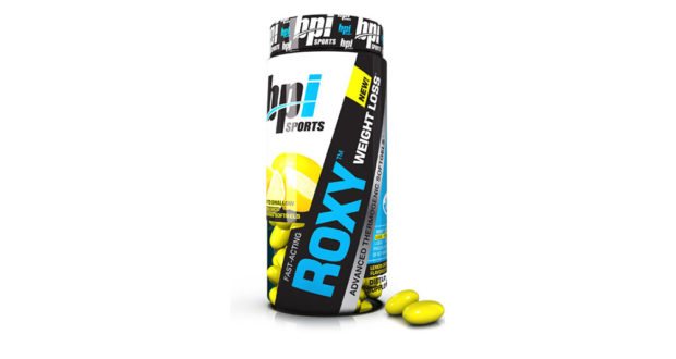 Sports Roxy candy-like weight loss supplement