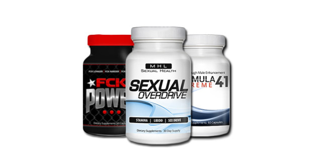 Fck-Power, Sexual-Overdrive, Formula41-Extreme