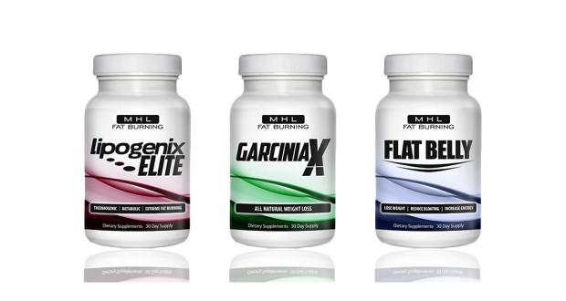Lose Weight Fast Lipogenix-Elite GarciniaX Flat-Belly
