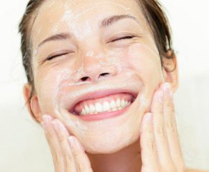 Solution for sensitive skin