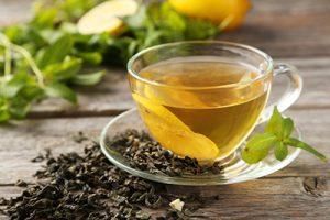 Components of Green Tea Fat Burner