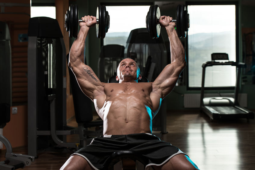 Male Working Out