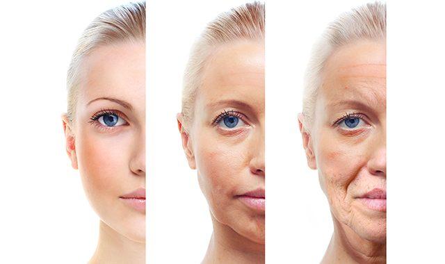 Aging Female