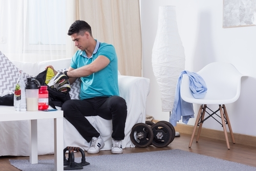 Is Your Workout Equipment Gross? What You Need to Properly Clean Your Gear
