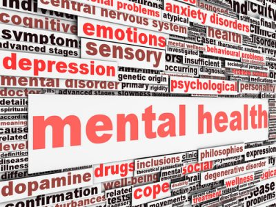mental health problems, depression