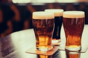 different beer types, dark beer