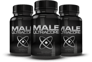 Male UltraCore USAhealthymen 3 Bottles