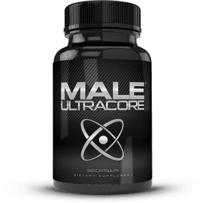 Male UltraCore USAhealthymen Bottle