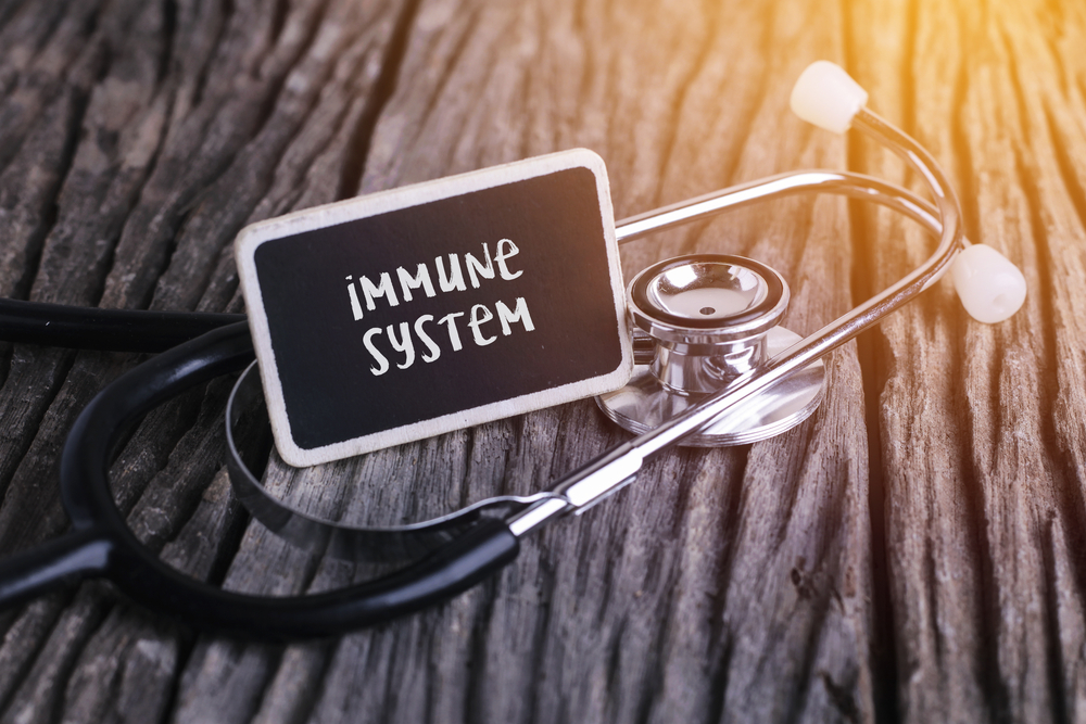 increase your immune system through a healthy lifestyle