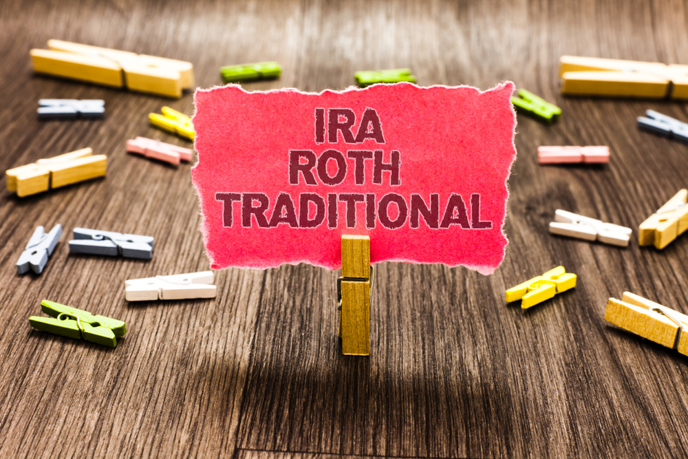 IRA ROTH TRADITIONAL