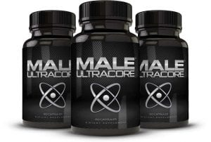 3 Bottles of Male UltraCore Pills