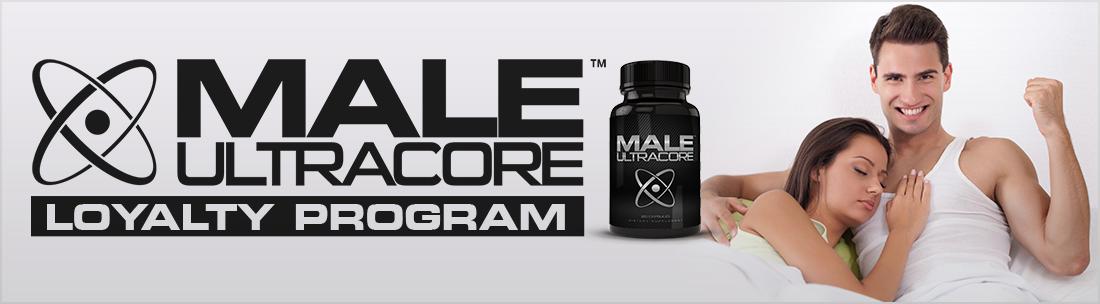 Male Ultracore - Loyalty Program