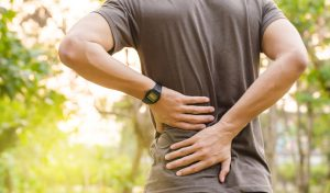 lower back kidney pain