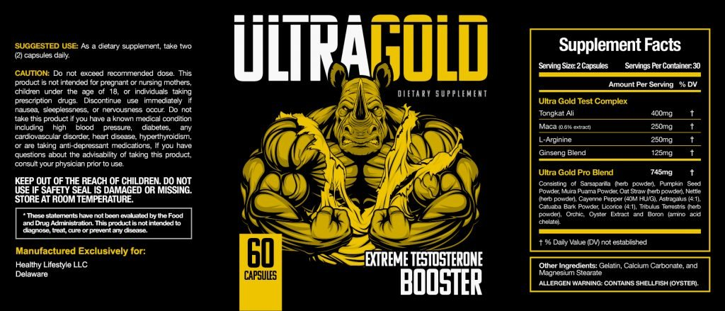 Ultra Gold Review – Why Should You Buy Ultra Gold?
